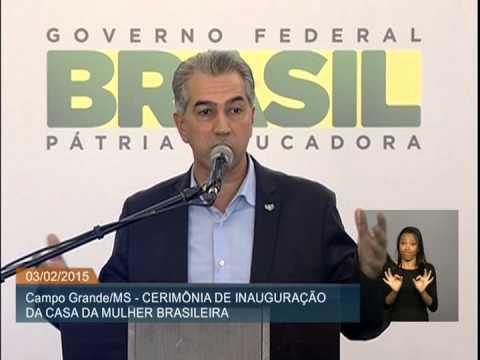 Inaugurada primeira Casa da Mulher Brasileira do país em Campo Grande
