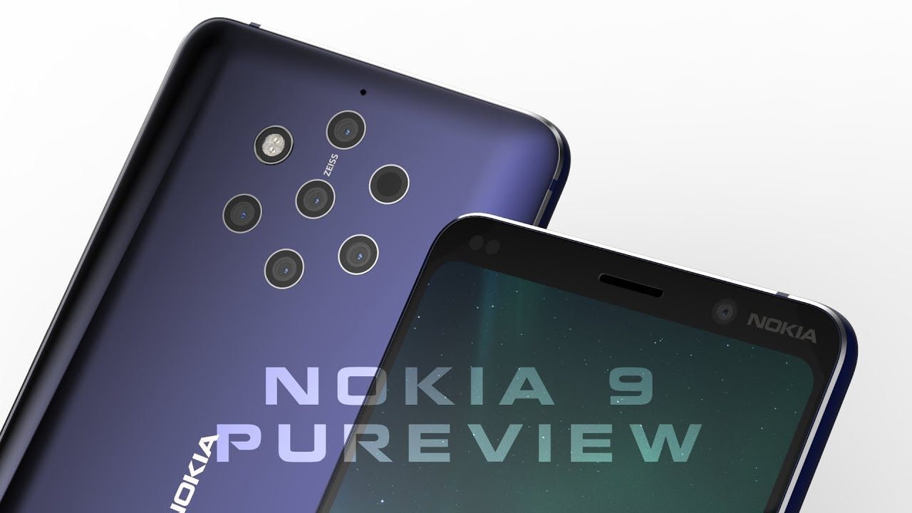 Ponsel Pintar Nokia Terbaru Bikin Bergidik Penderita Trypophobia