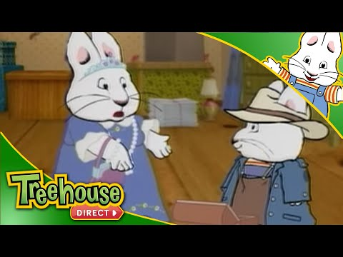 Max and Ruby | Dress Up Compilation! 👜👚👗👔Ep. 75, 33, 20 | Full Episodes (Available in CANADA!)