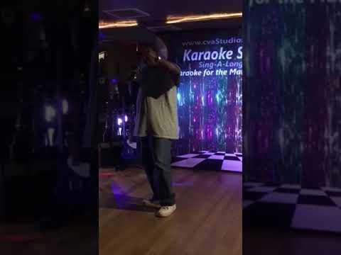 Dennis Karaoke night