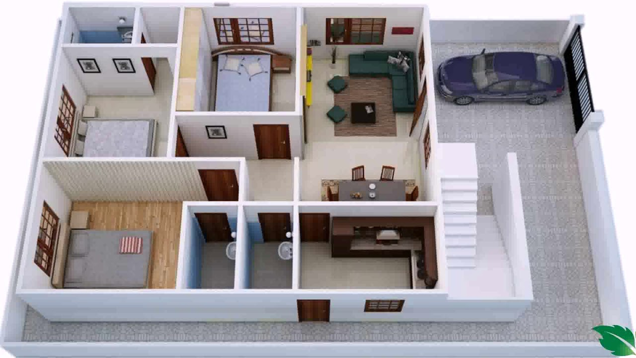 600 Sq Ft House Plan For 2bhk - DaddyGif.com (see ...
