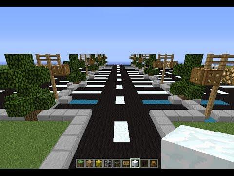 Minecraft construction d 39 un leclerc episode 1 youtube - Construction minecraft maison ...