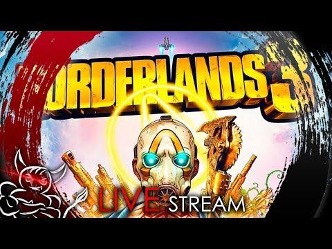 Borderlands 3 - Вспомним Молодость [Стрим]