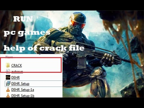 how to use crack files for pc games
