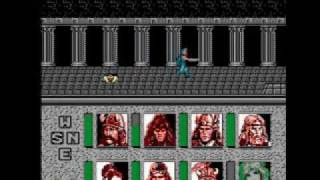AD&D: Heroes of the Lance Review (NES)
