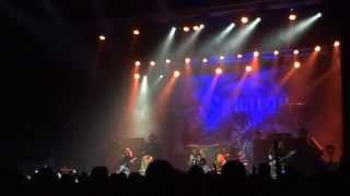 Sabaton-Ghost Division/To Hell And Back-Bomb Factory Dallas 5-5-15
