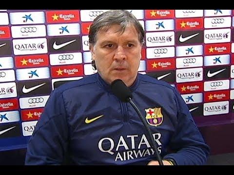 Martino asegura que dependen de ellos y del Atlético
