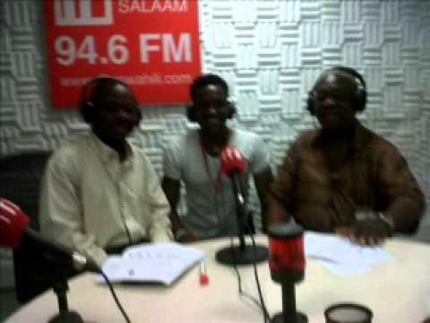 PEEN LAWYER & the living legend KING KIKI ON NYUMBA YA SANAA (rfi)01DEC2011