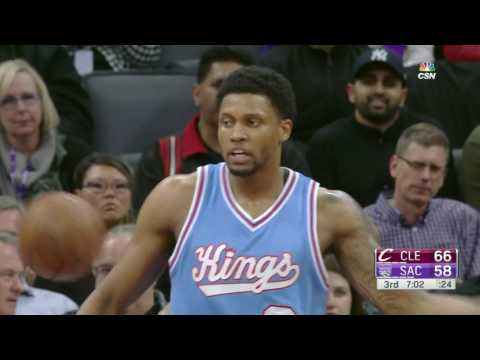 Cleveland Cavaliers vs Sacramento Kings   January 13, 2017   NBA 2016-17 Season