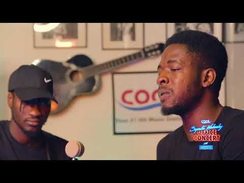 Cool FM SuperStar Wednesday Office Concert with Johnny Drille