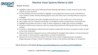 Machine Vision Systems Industry Trends |The Insight Partners