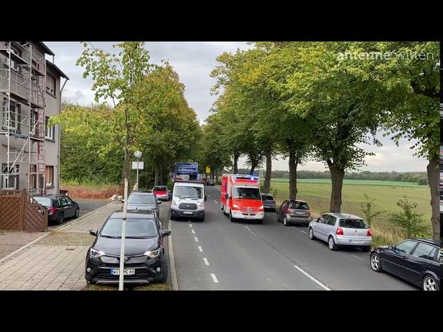 Autobahn A44 zwischen dem AK Dortmund / Witten und AS Witten-Annen gesperrt