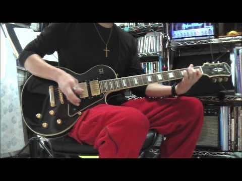 L'Arc~en~Ciel - winter fall  Guitar cover