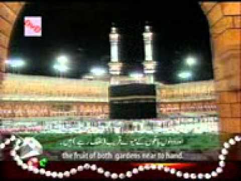 surah e rehman with urdu translation pdf
