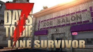 Ich schwör auf meinen Friseur | Lone Survivor 09 | 7 Days to Die Alpha 17 Gameplay German Deutsch thumbnail