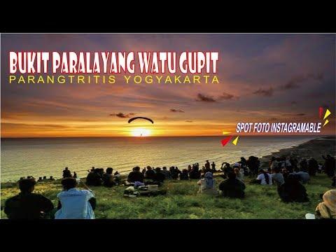 bukit-paralayang-watugupit-parangtritis,-spot-terbaik-untuk-melihat-sunset