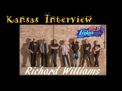 RICHARD WILLIAMS OF KANSAS RADIO INTERVIEW