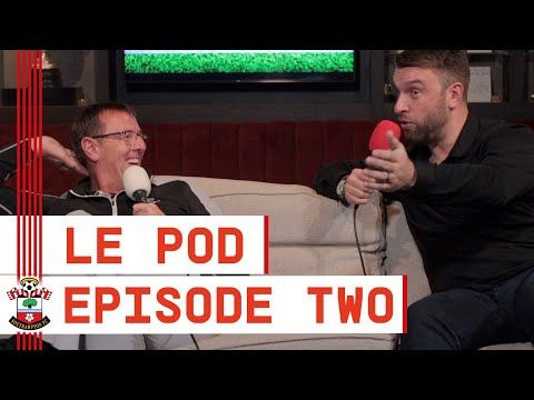 LE POD: Matt Le Tissier and Rickie Lambert on diet and nutrition! (Episode two) thumbnail
