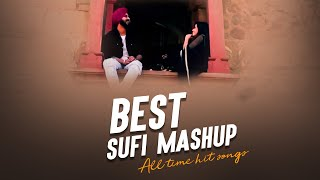 Best Sufi Songs Mashup | Hits Of Rahat Fateh Ali Khan | Amandeep Singh