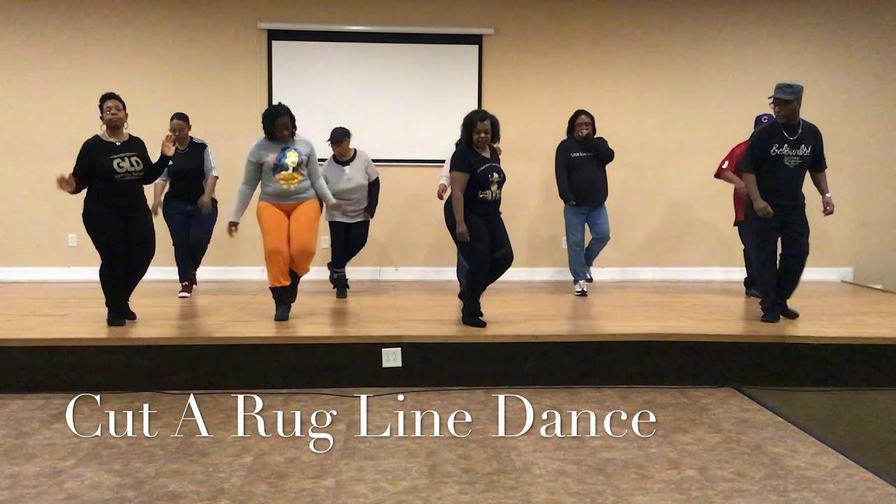 Line Dance Created By Shawauna Moore