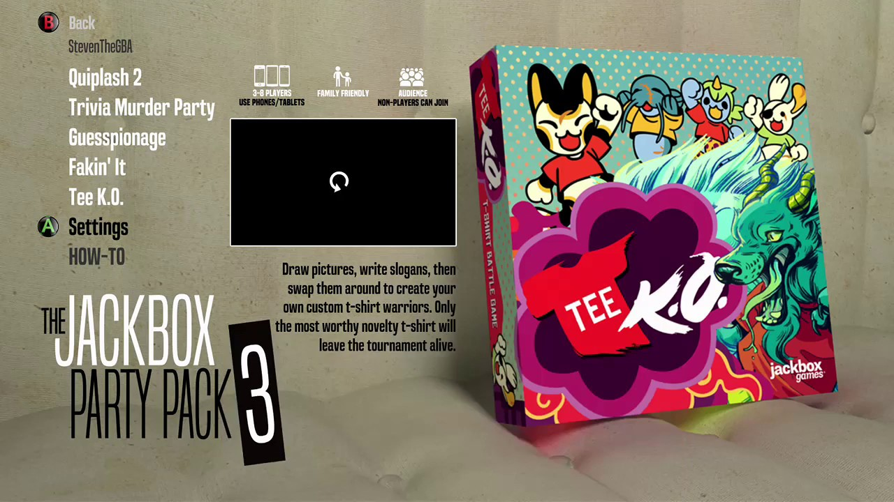 The Jackbox Party Pack 3 (Xbox One) Part 1: The Plays ...
