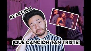 REACCIÓN A 'POR QUE TE VAS' DE TINI ft CALI Y EL DANDEE   Niculos M