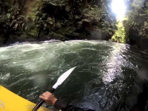 Kayaking the kaituna (full run)