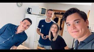 Leben mit Tourette | Lasagne kochen XXL mit Mrs. Bella und  Hey Aaron!!!