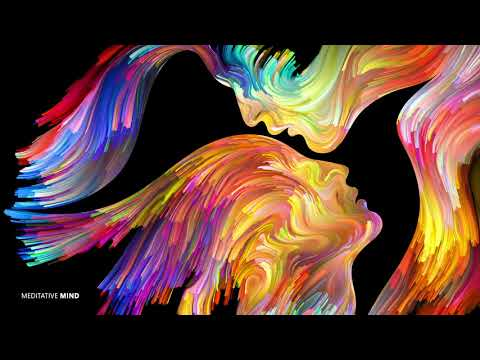THE LOVE ENERGY || 639Hz Music to Harmonise Relationships || Balance Male Female Energy