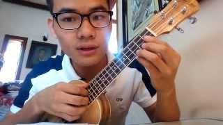 hướng dẫn các bài chùm canon cho ukulele