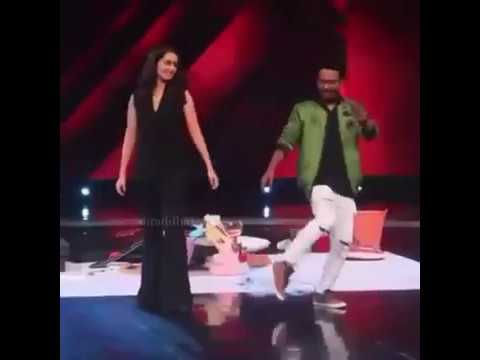 Cutie @Shraddha Kapoor is dancing on...