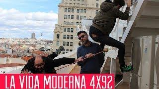 La Vida Moderna 4x92... es jugar un partido contra la droga en el Comunio