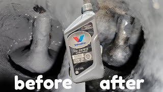 Can engine oil Stop Carbon buildup on a GDI engine!