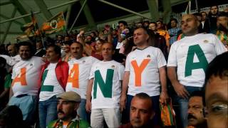Alanyaspor Şampiyonluk Coşkusu Konya'dan Alanya'ya