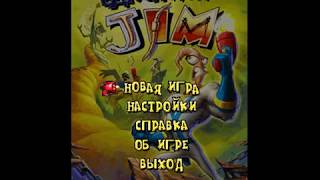 Java игры #21. Earthworm Jim. Игры из 90-ых