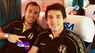 Baixar Escándalo entre futbolistas- Ivan González se descargó en twitter