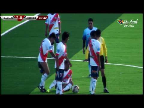 Sport Munich VS. Sport Collao 1-5 (ILAVE - PUNO)