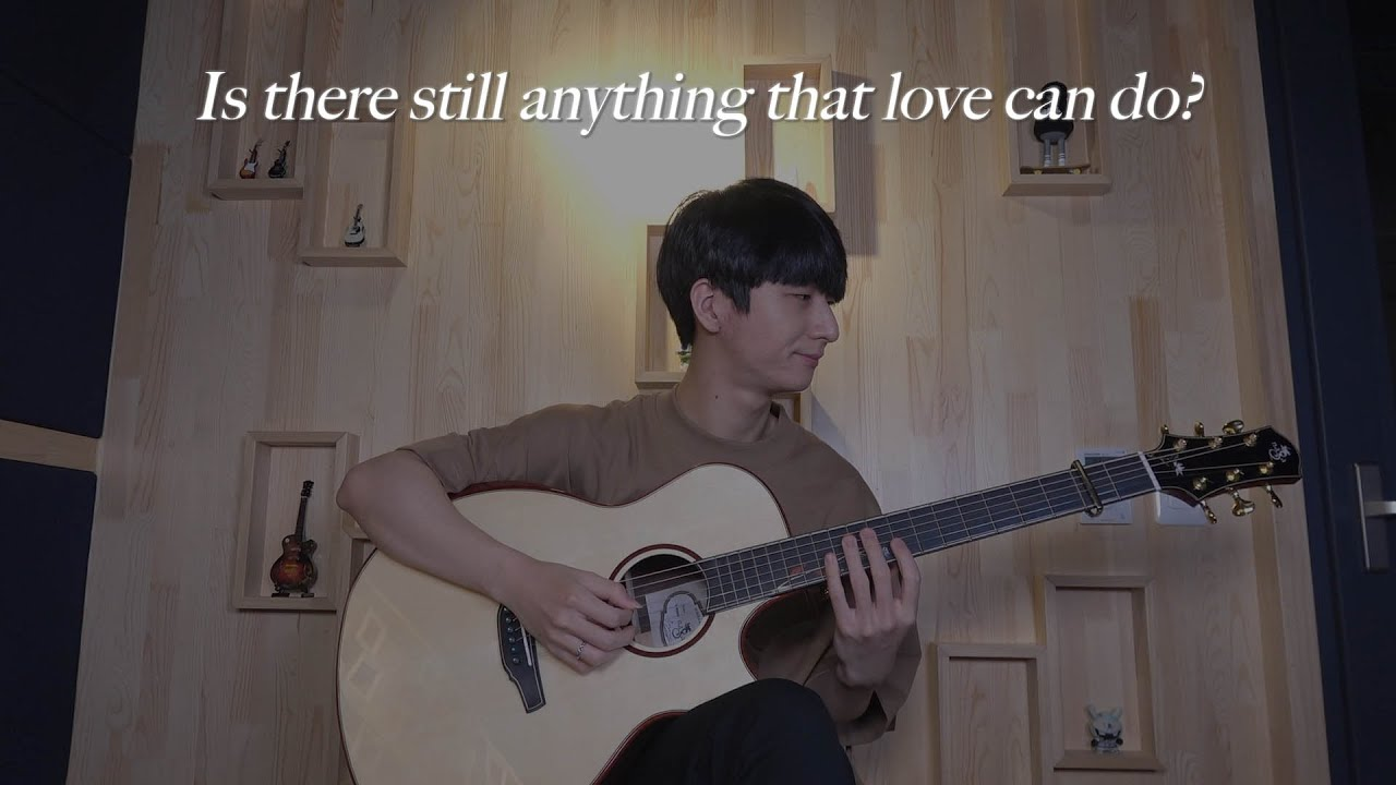 (RADWIMPS) Is There Still Anything That Love Can Do? - Weathering With You - Sungha Jung