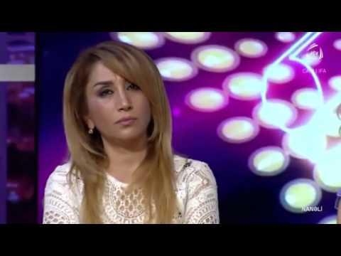 Nanəli - Elnarə Abdullayeva muğam ifası