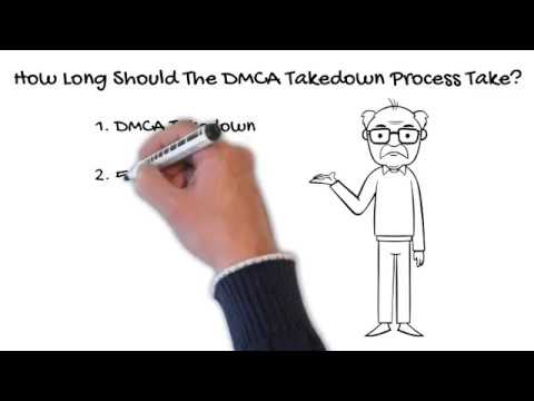 Download How Long Should The DMCA Takedown Process Take?