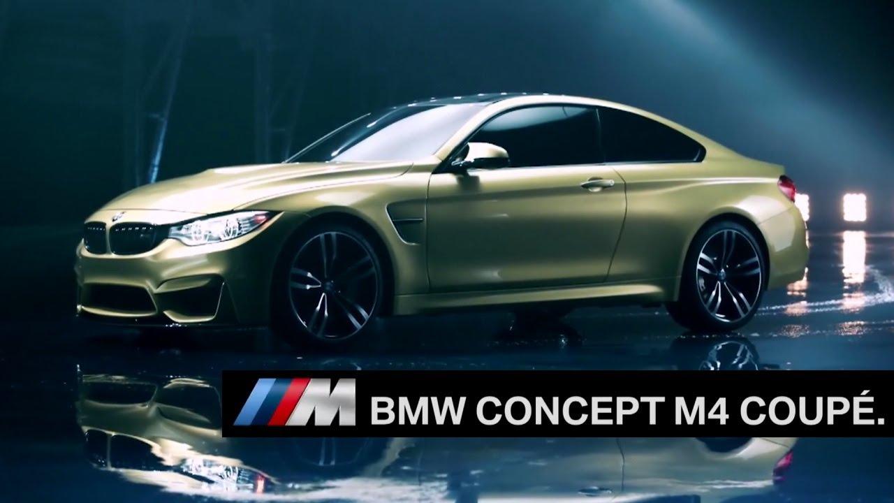 2017 Bmw 新型m4 クーペ Concept M4 Coupe