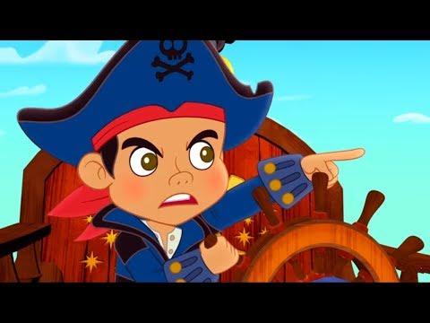 Джейк и Пираты Нетландии - Призраки земли Небытия/ Волшебный кавардак - серия 6, сезон 4   Disney