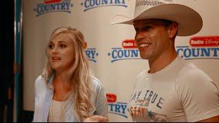 Dustin Lynch Brushes His Teeth | Radio Disney Country