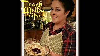 How To Peach Melba Trifle | Nadia Daydreams