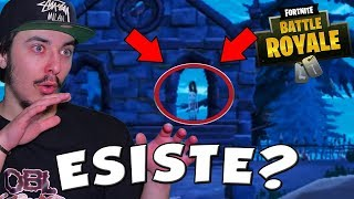 IS THERE REALLY A GHOST IN HAUNTED HILLS? Fortnite Horror 👻