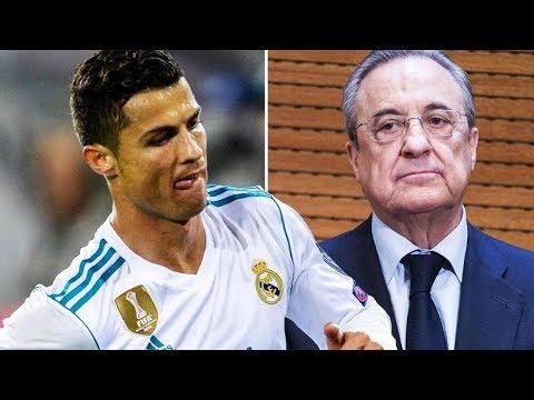 Ronaldo và câu chuyện buồn tại Real Madrid