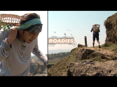 HIMALAYA ROADIES Rising Through Hell | EPISODE 12