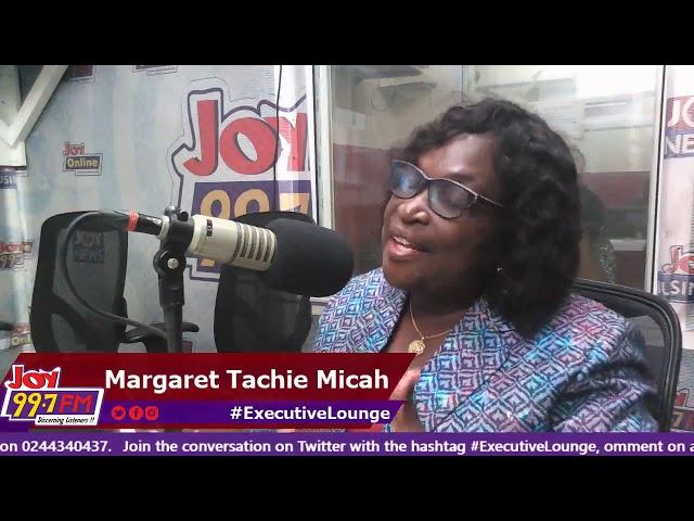 Executive Lounge on Joy FM (2-10-18)