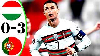 Португалия разгромила Венгрию Но играла плохо Португалия Венгрия обзор