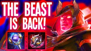AOV: TULEN BEAST NUMBER ONE IS BACK! | Arena of Valor Tulen Best Build Gameplay (ROV)